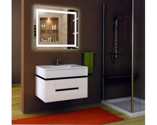 Зеркало косметическое с подсветкой в ванную Мария